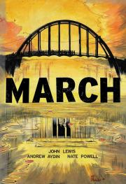 March: Book Three by Andrew Aydin and John Lewis