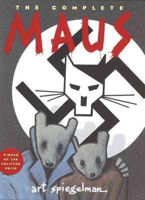 Maus vol. 1 and 2 by Art Spiegelman